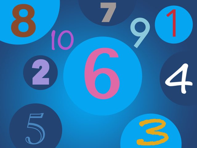 Choose The Right Number by Ed Jones