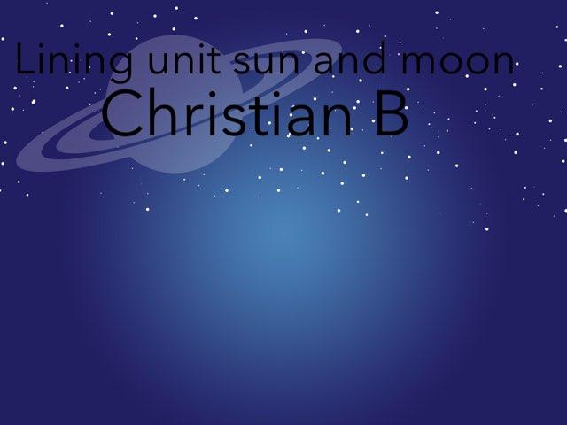Christian B by Layne johnson