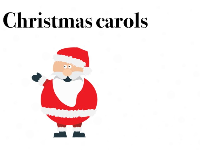 Christmas Carols by Naya Barakat