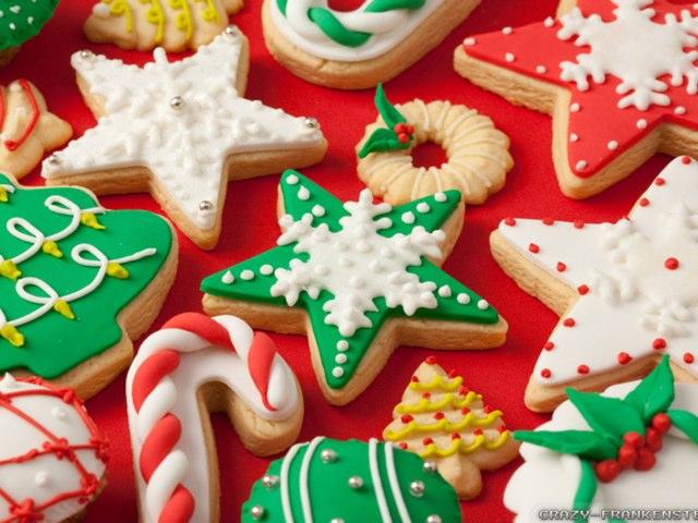 Christmas Cookies by Jen VanHorn