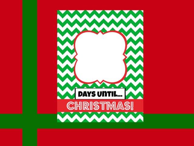 Christmas Countdown by Meg Johnson