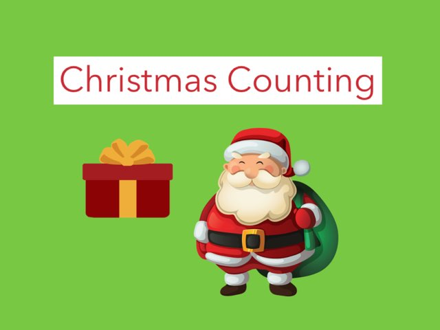 Christmas Counting by Jessica Rogers