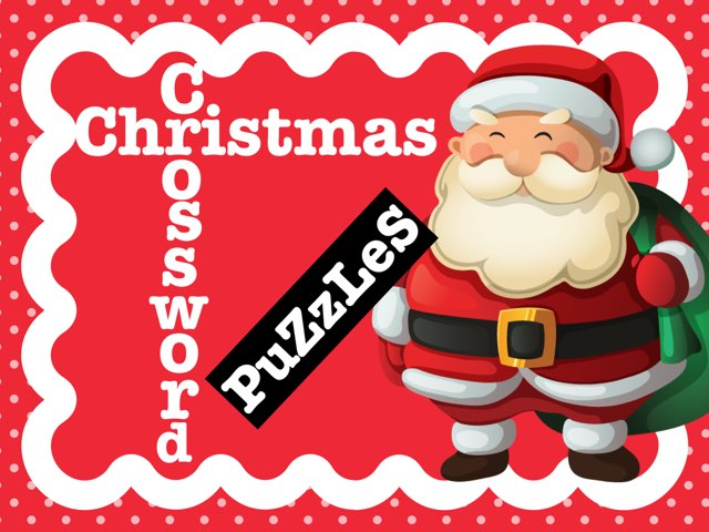 Christmas Crossword Puzzles by Jennifer