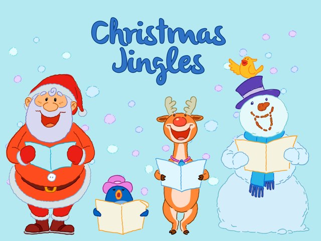 Christmas Jingles by Tiny Tap