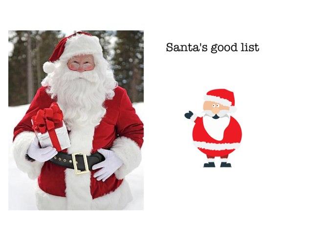 Christmas List by Salma Diab