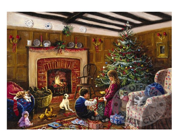 Christmas Poem by Daniel Whiting