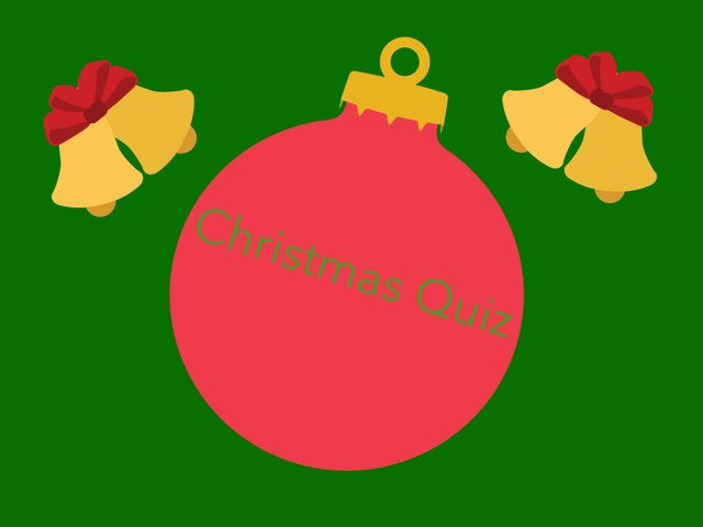 Christmas Quiz by Lotti Yau