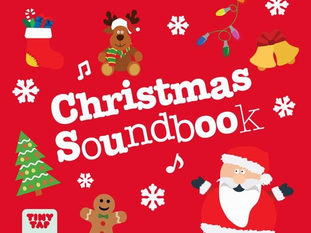 Christmas Soundbook by Tiny Tap