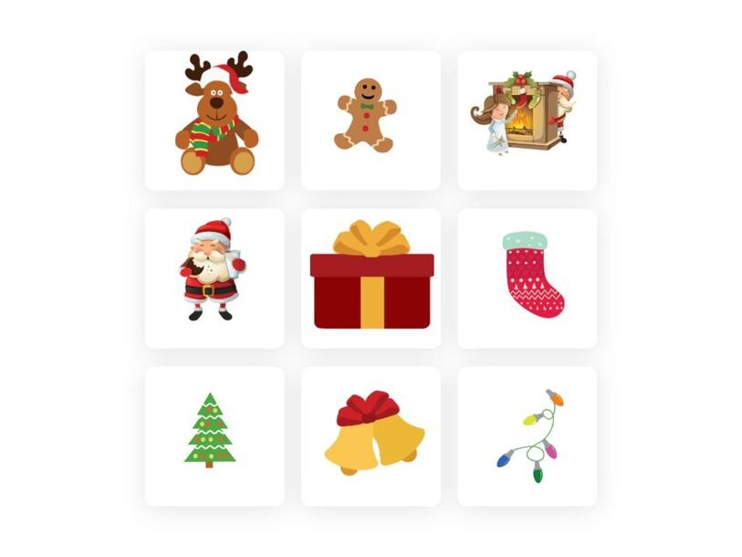 Christmas memory (Early years) by Patricia lara