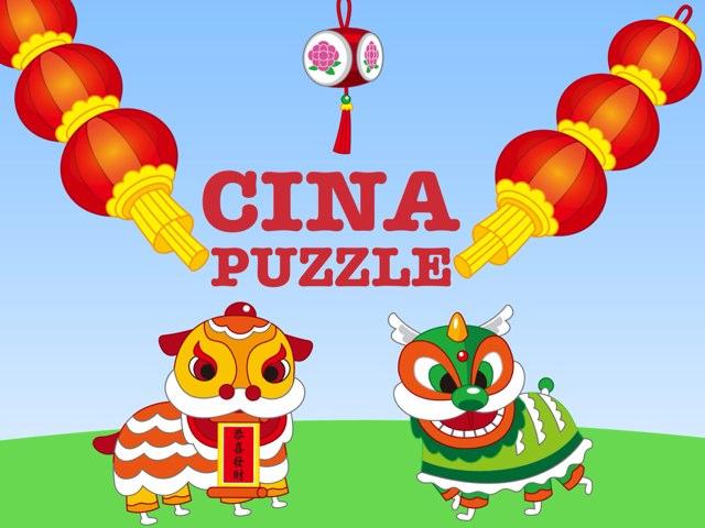 Cina puzzle by Elena Contò