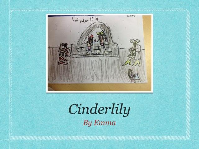 Cinderlily  by P302 SAS