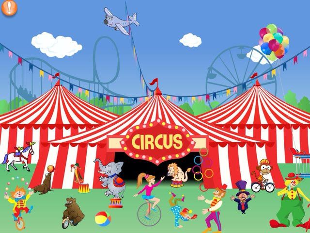 Circus Staff by Elisa Scapin
