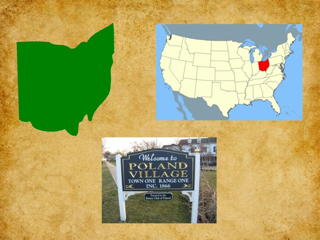 City, State, County: Ohio Edition by Melissa Ustik