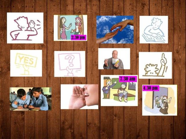 Classroom English by steven huitorel