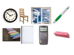 Classroom Objects  by Griffin  Hawley