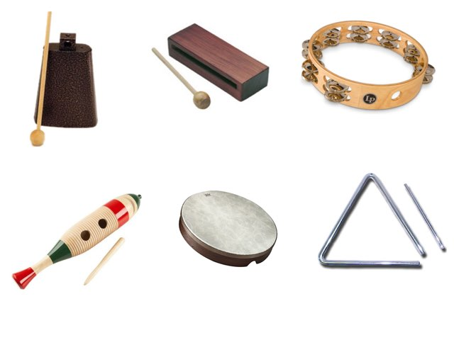 Classroom Percussion Listening Quiz by Jennifer Wentworth