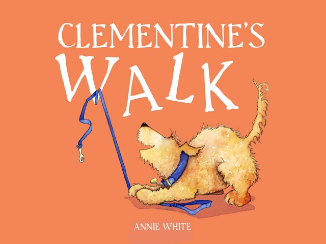 Clementine's Walk by Michael Stone