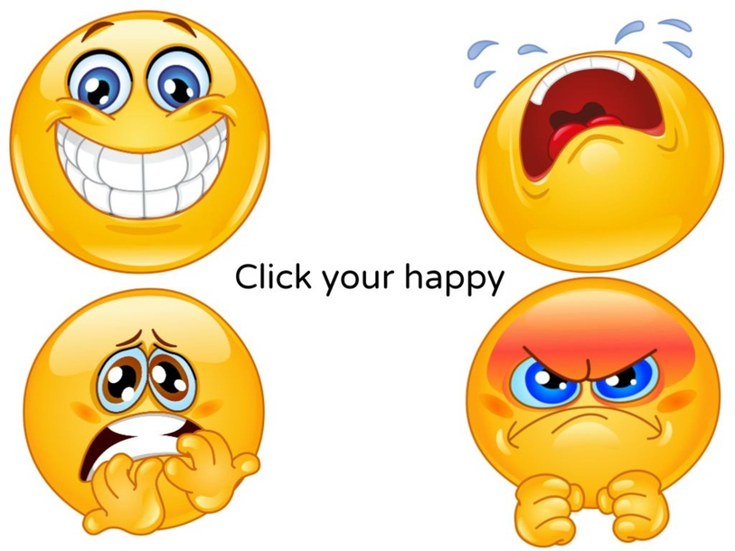 Click your Happy by Jungwon Choi