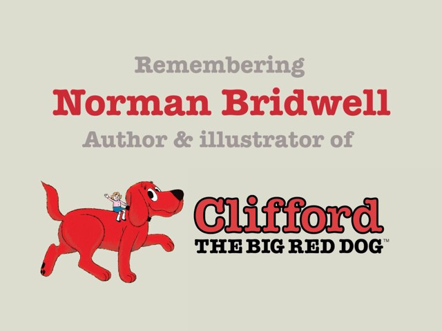 Clifford the Big Red Dog by Leslie Burke