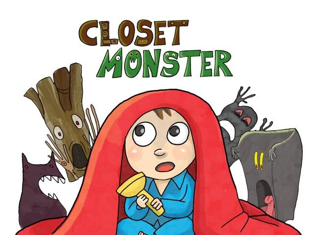 Closet Monster  by Francesca DaSacco
