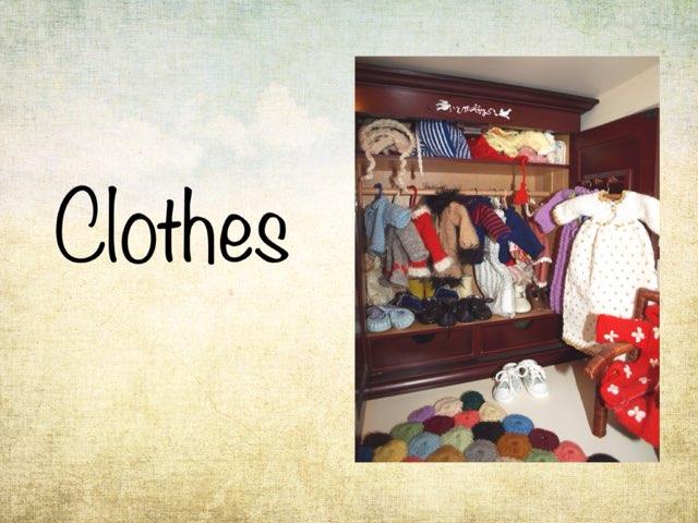 Clothes by Bente Andsbjerg
