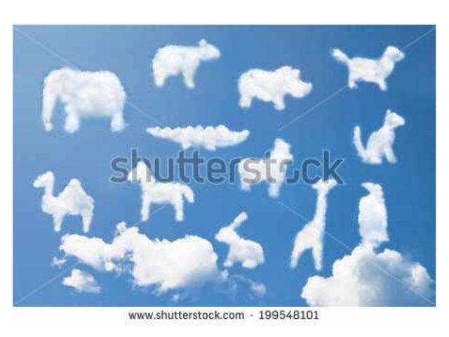 Clouds by Sarah aldousari