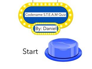 Codename S.T.E.A.M by Daniel  Vaca