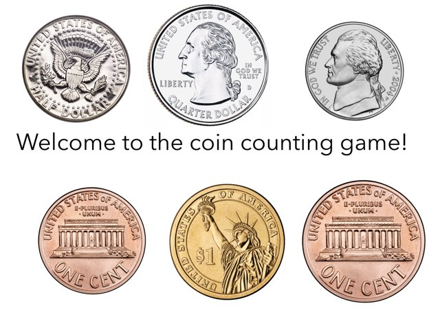 Coin Counting by Room 207