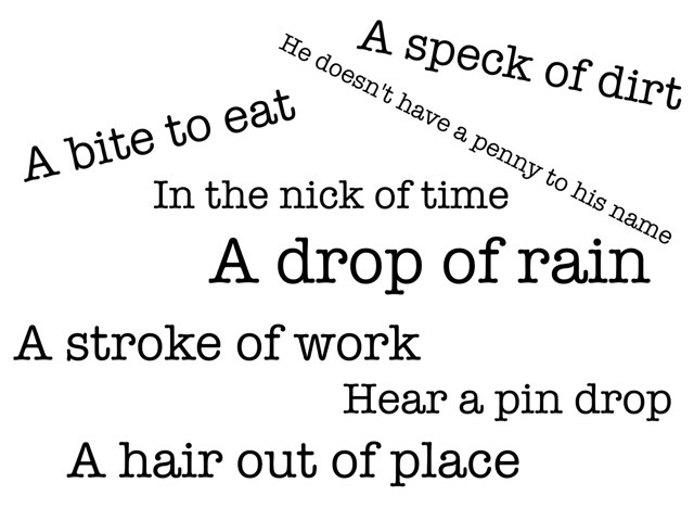 Colloquial Expressions by Richard Everton