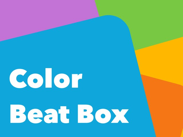 Color Beat Box by Yogev Shelly
