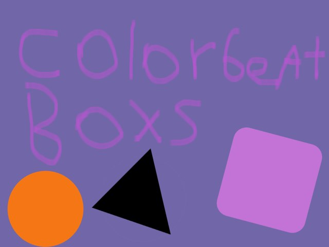 Color Beat Boxs by Jessica Watne