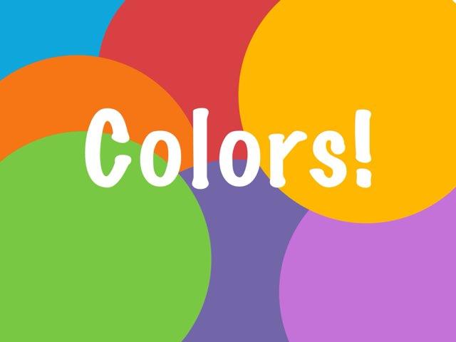 Color Identification by Erica Lynn
