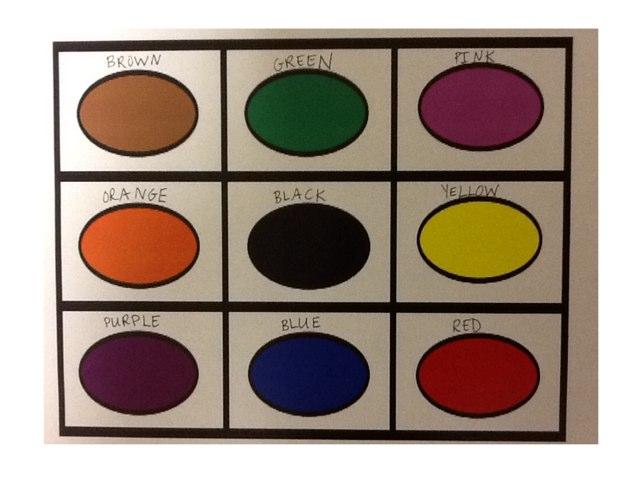 Color  by Gen Yoder