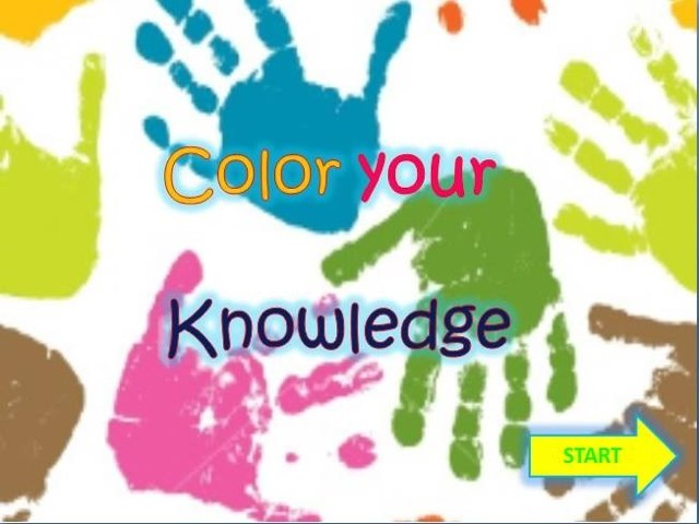 Color your Knowledge by Karina López