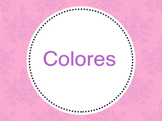 Colores by Cristian Lopez Kostiouk