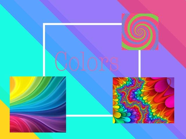 Colors  by Francisca van Hoesel
