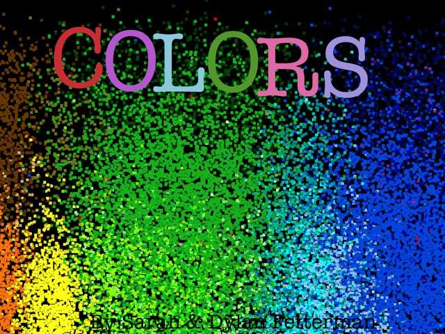 Colors by Gabbi Thirdan