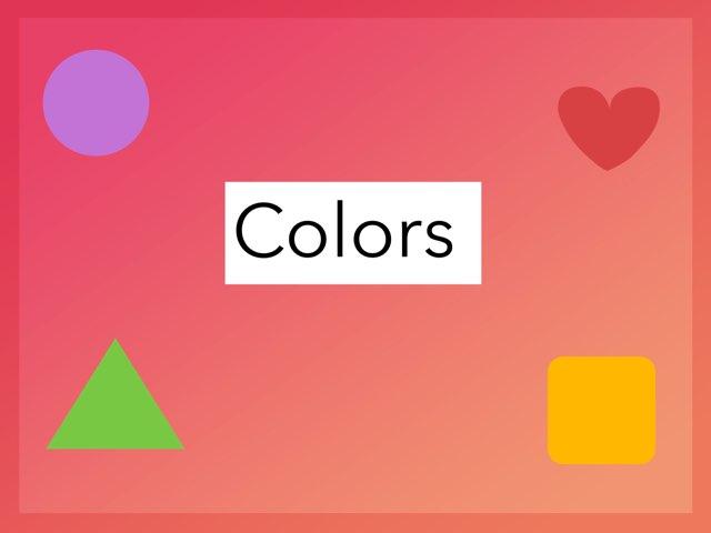 Colors by Dania Mari