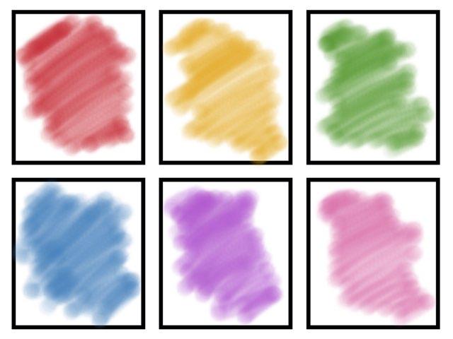 Colors by Jenny Orange