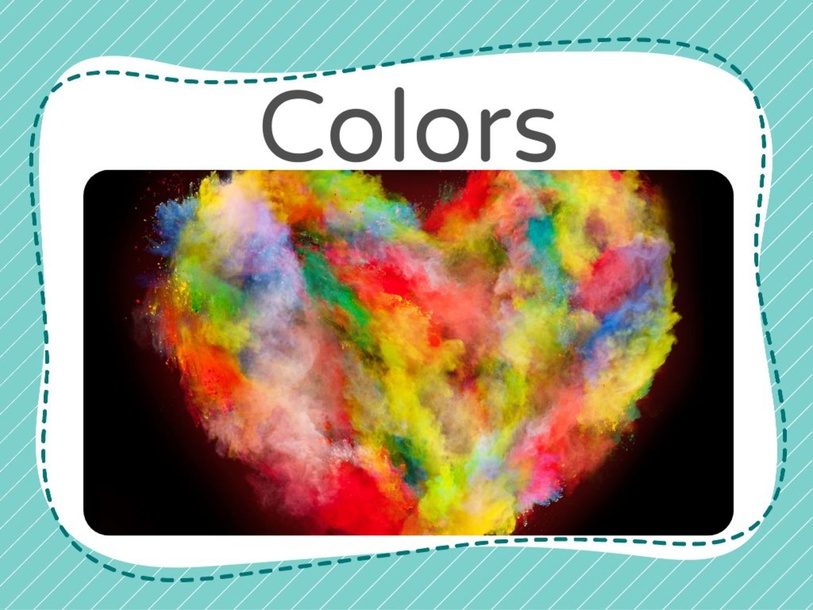 Colors! :) by Unruly Wii