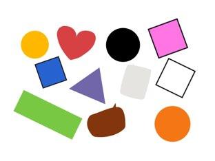 Colour puzzle by Sarah Goingamish