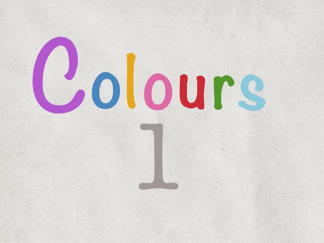 Colours 1 by Laura Somers