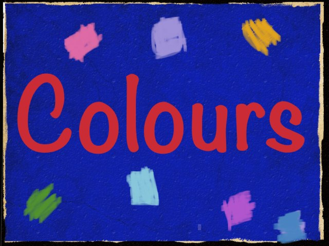 Colours by Tilly Tap