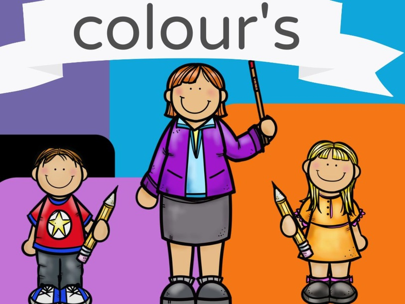 Colour's by jenny lawson