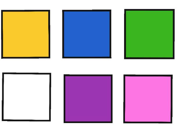 Colours by miguel de cervantes