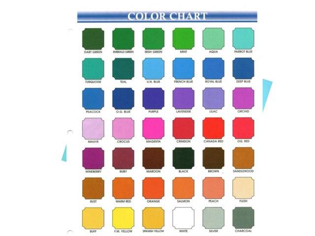 Colours by Maruxa Brana