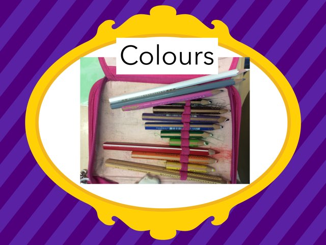 Colours by Anna de Wit