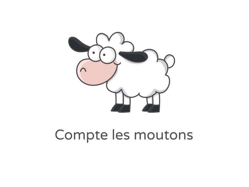 Combien il y a de mouton by Morgane Clermonté