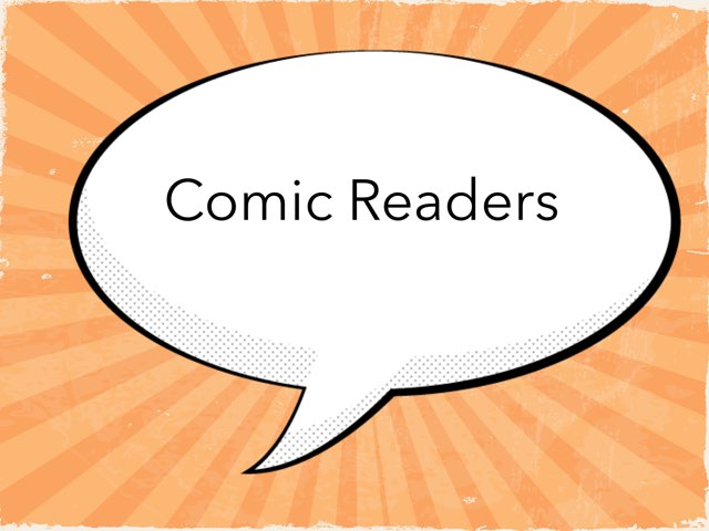 Comic Readers by Making or Gaming