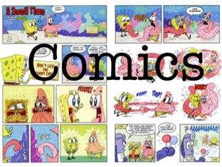 Comics by Kara Parker